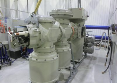 Mechanical Installation